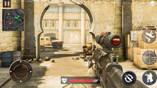 Critical Strike Shoot Fire -  BattleField Mission 1.1 screenshots 2