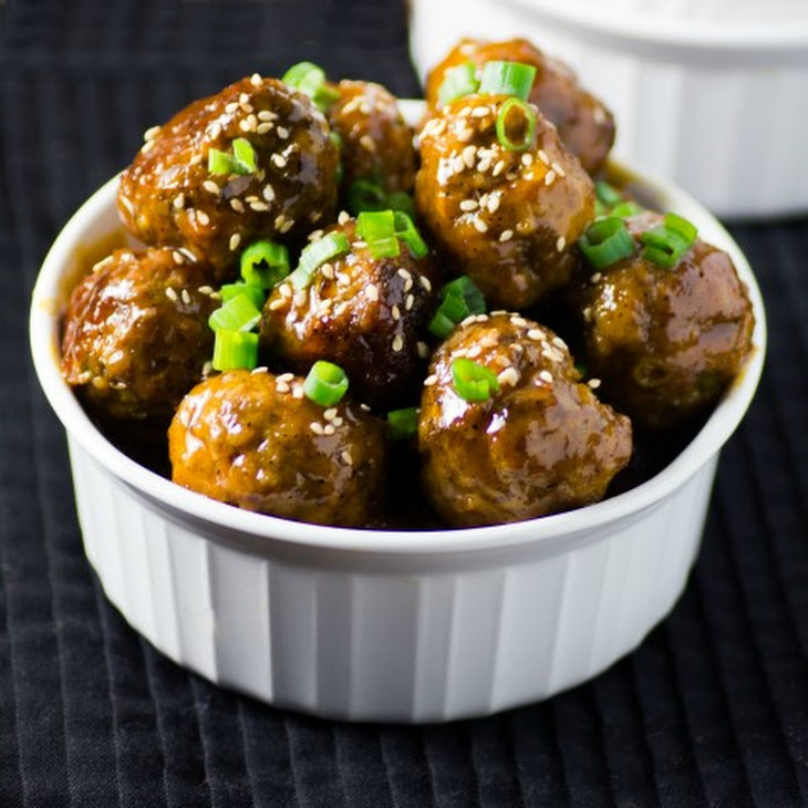 Quick Easy Asian Meatballs Recipe