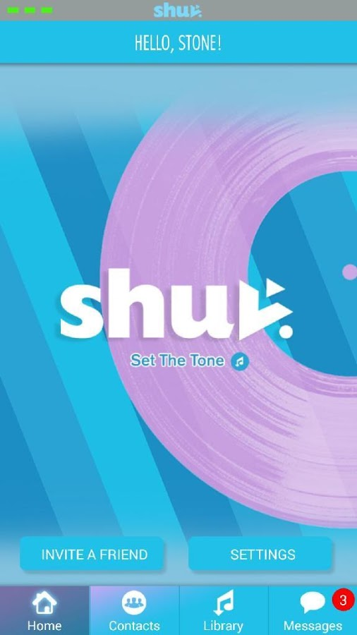 Shuv- screenshot