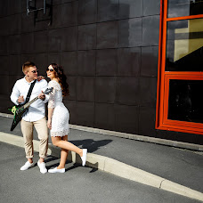 Wedding photographer Kirill Urbanskiy (Urban87). Photo of 26.06.2018