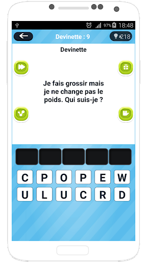 Devinette en Franu00e7ais apkdebit screenshots 11