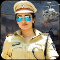 Women Police Uniform Face Swap: Indian Police Suit icon