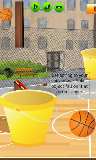 Basketball Games - Bucket
