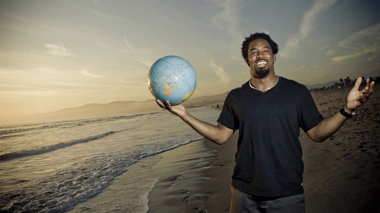 Watch Dhani Tackles the Globe live