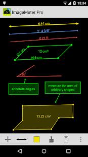 ImageMeter - photo measure - náhled