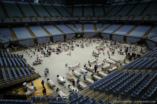 'So Powerful': UNC Community Rallies Together at Carolina Blood Drive