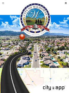 City of Wildomar, CA.- screenshot thumbnail