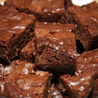 3 Ingredient Nutella Brownies.