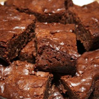 3 Ingredient Nutella Brownies.