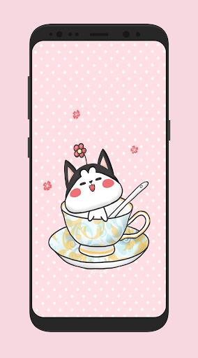 Girly Wallpapers u2665 Cute Background 5.1 screenshots 6