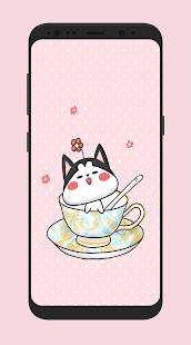 Girly Wallpapers ♥ Cute Background screenshot 6