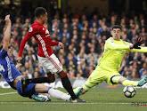 Chelsea-doelman Courtois hield al zeven keer zijn netten schoon