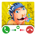 Call From Jeffy The Puppet 📱 Call Chat Simulator icon