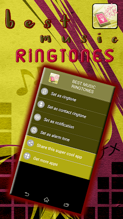 Best Music Ringtones 3.0 screenshot 776340