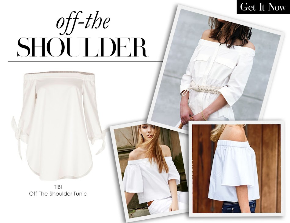Get It Now: Off The Shoulder