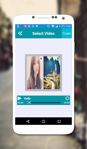 android Video Collage Studio Screenshot 2