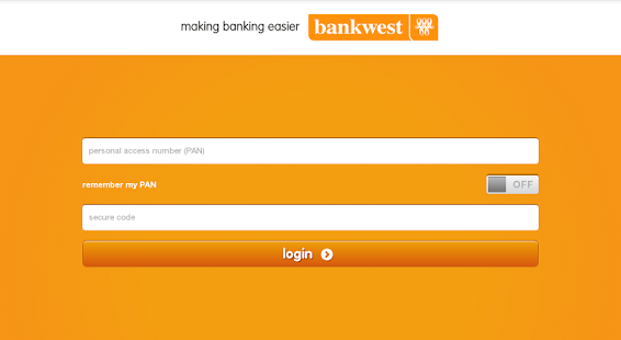 Bankwest- screenshot thumbnail