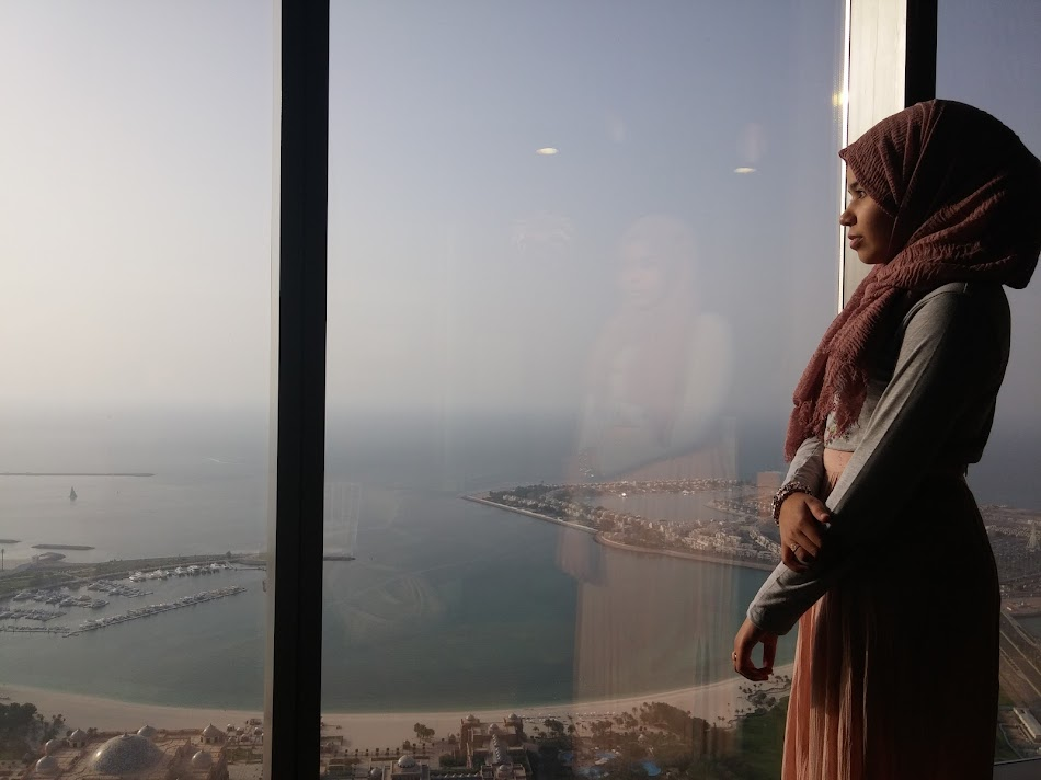 etihad towers observation deck at 300 abu dhabi