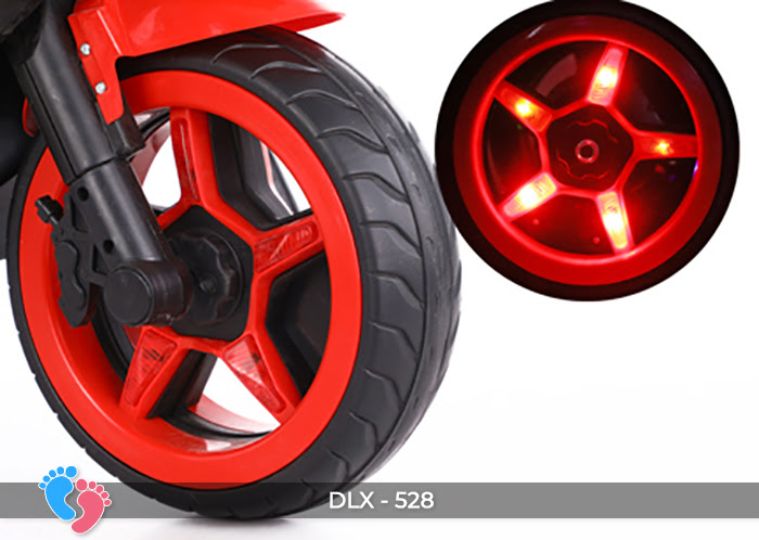 xe moto dien cho be DLX-528 14
