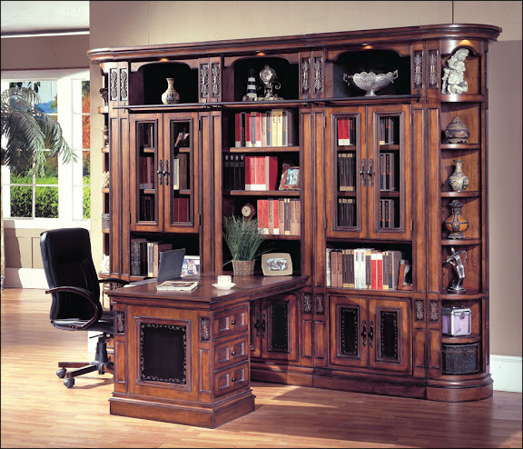 classic wooden home office storage cabinets