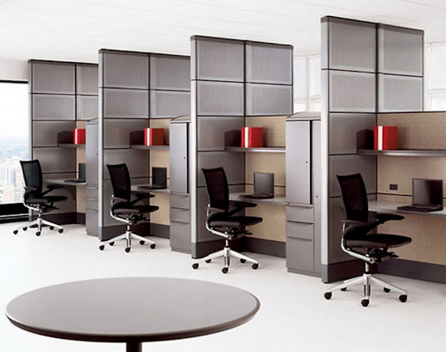 inspiring office cubicle design