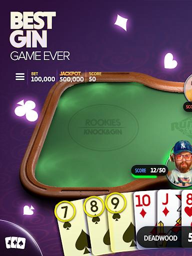 Gin Rummy - Extra 1.0.5 screenshots 5
