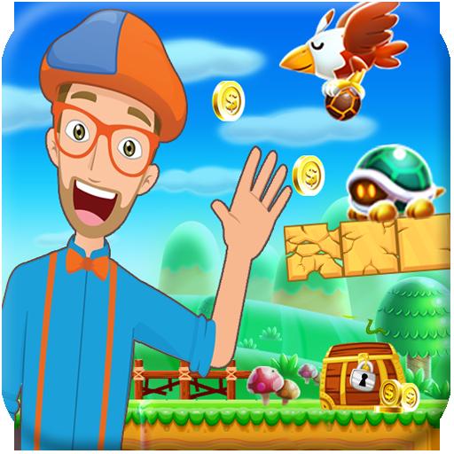 Blippi Games - Toys Adventure
