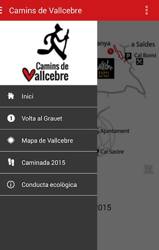 Camins de Vallcebre