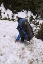 Photo: 歩いて下山するより、