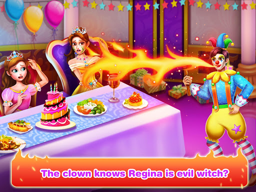 Unicorn Princess 4 u2014 Evil Witch Salon Game apkmr screenshots 4
