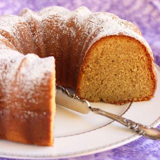 Port Wine Pudding Cake.