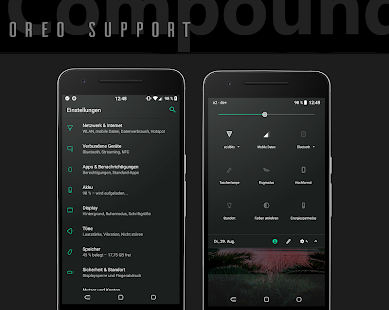 Compound for Substratum (Android Oreo/Nougat) - náhled