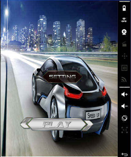 Unlimited Speed Car HD