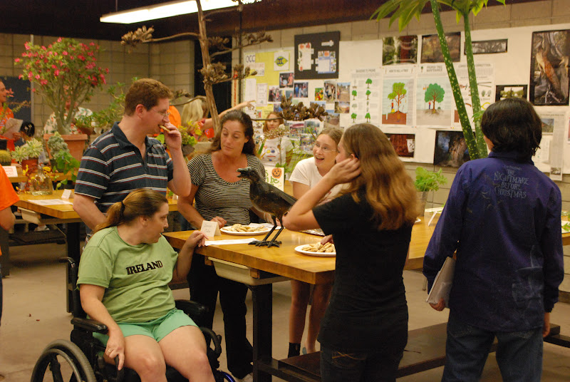 OCC Horticulture Clube Science Night