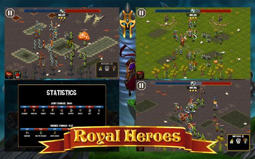 Royal Heroes: Auto Royal Chess screenshots apkspray 9