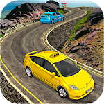 Crazy Taxi Mountain Driver 3D Games Icon