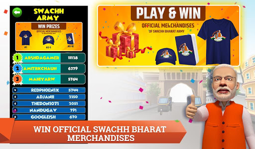 Chhota Bheem - Swachh Bharat Run 2.0.4 app download 2