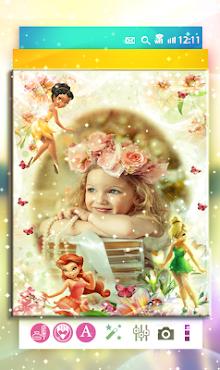 برنامج تركيب الصور اطفال screenshot 2