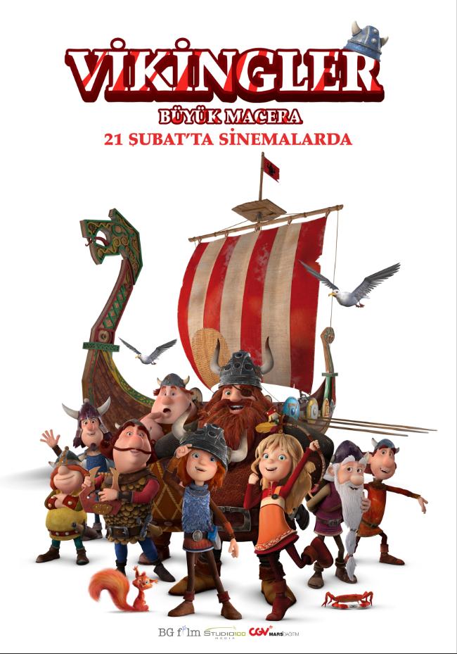 Vikingler: Büyük Macera - Vikings (2020)