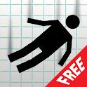 Stickman Drop Free icon