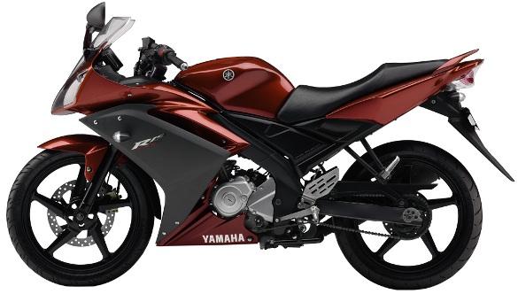 2008 Yamaha R15