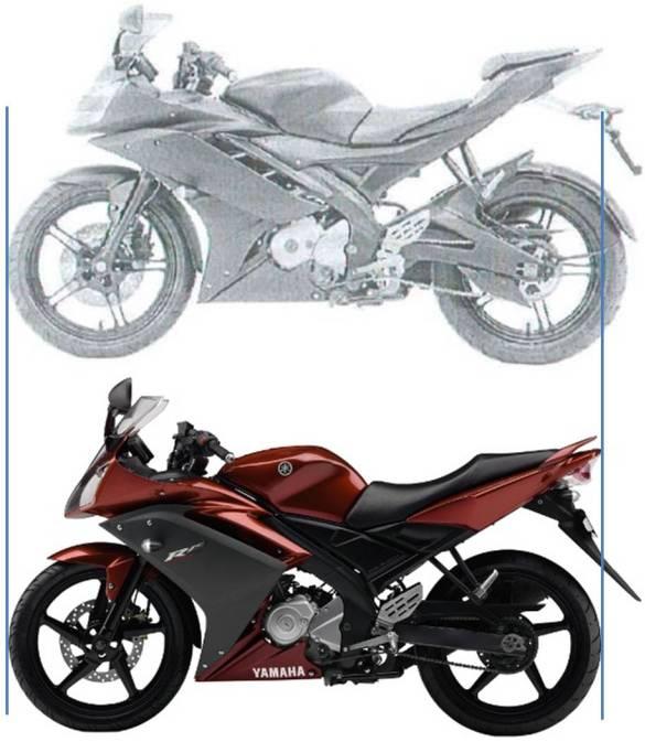 R15 Bike Wallpaper: New YAMAHA R15 Version 2.0