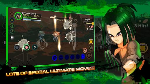 DRAGON COMBO FIGHTER Z Power Ball Go Super Legends  screenshots EasyGameCheats.pro 2