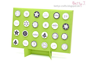 Photo: http://bettys-crafts.blogspot.com/2016/11/toffifee-adventskalender.html