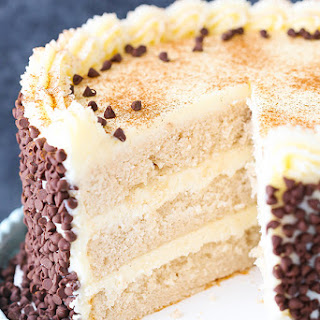 Cannoli Layer Cake