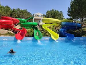 Parque de ocio y atracciones - Norpark - Aquatic Amusement Nazaré
