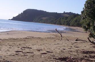 Photo: Start of Tawhitokino Beach looking South