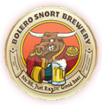 Logo of Bolero Snort Ragin' Bull