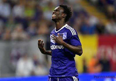 Idrissa Sylla quitte Anderlecht pour l'Angleterre