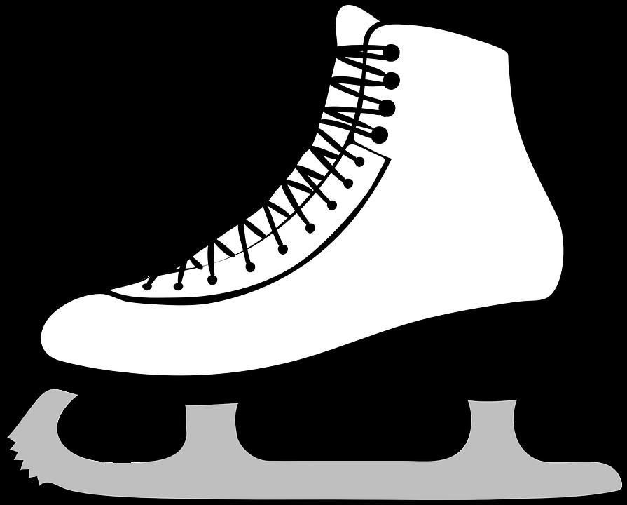 Free vector graphic: Ice-Skates, Ice Skating, Skates - Free Image ...
